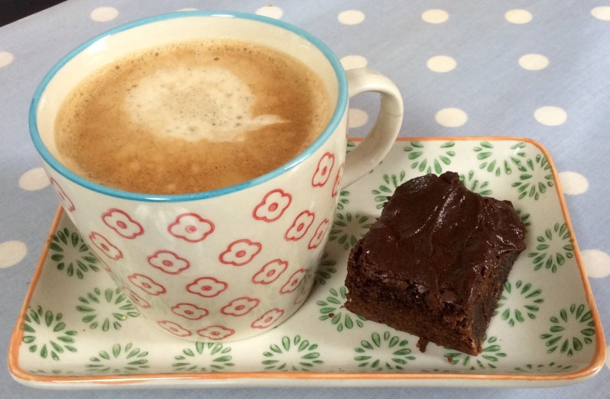 The Ultimate Spiced Cappuccino Brownies