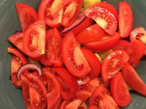 The freshest, ripest tomatoes make all the difference