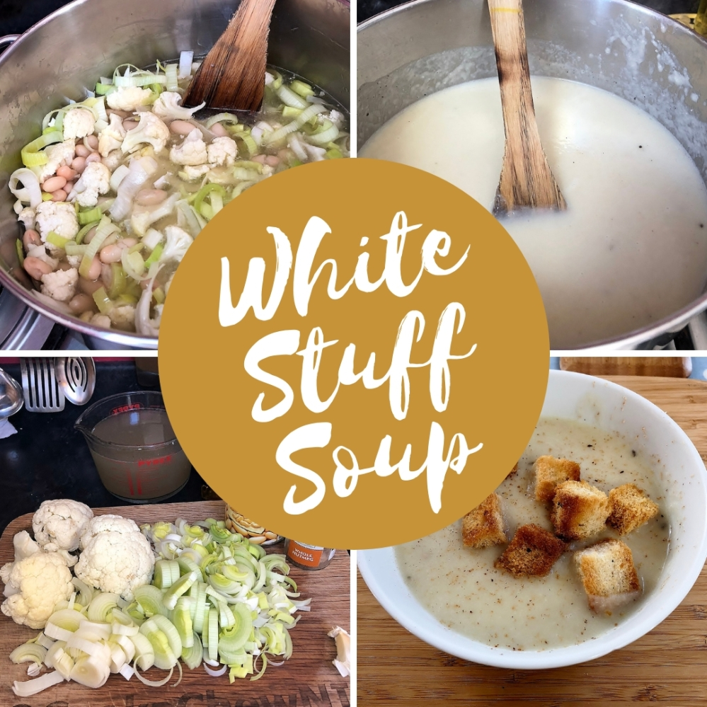 White Stuff Soup